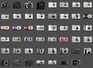 Canon Digital Camera Models India