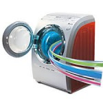 godrej washing machine logo