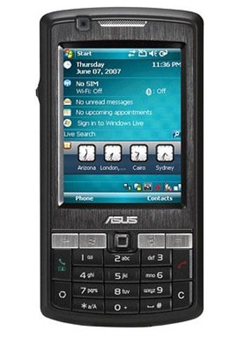 asus pda mobile phone