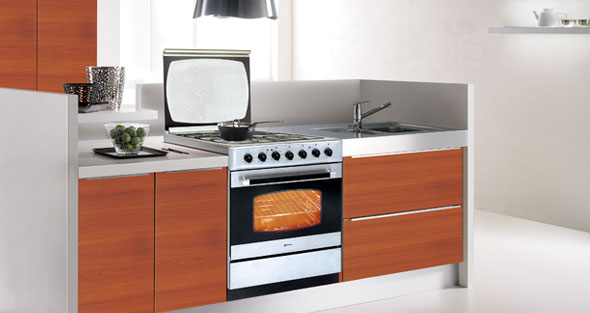 faber HeatKraft Cooking Range