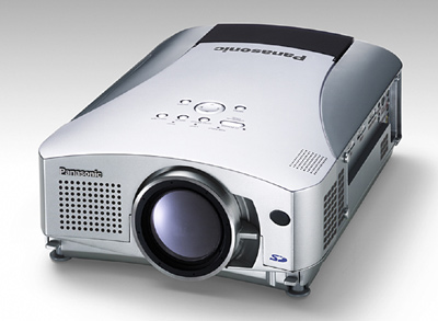 Panasonic digital projector